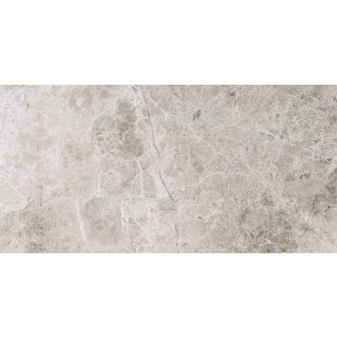 Tundra Gray Marble 12x24 Field Tile Polished & Honed Stone Tilezz