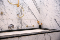 Statuario White 12x24 Polished Marble Field Tile Stone Tilezz