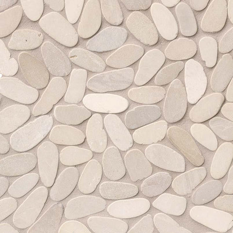 Sliced Pebble Earth Tumbled Tilezz