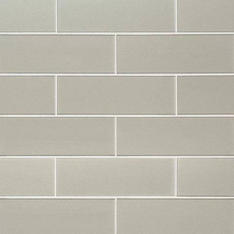 Starlight Beige 4x12 Glass Subway Tile Tilezz