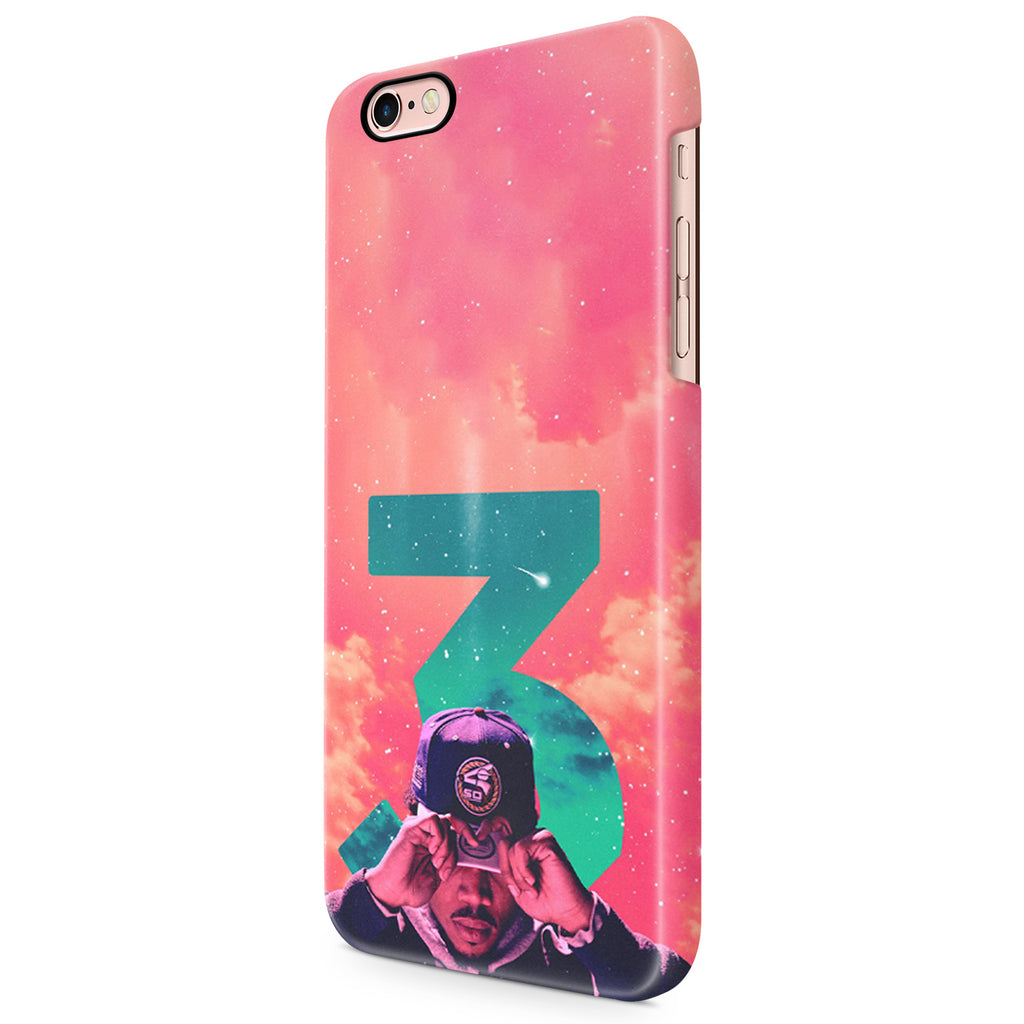 chance the rapper 3 iphone 5 5s 6 6s 6 plus 6s