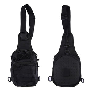 Tactical Shoulder Rucksack - dobdob