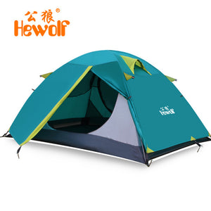 Hewolf Two Person Dome Tent