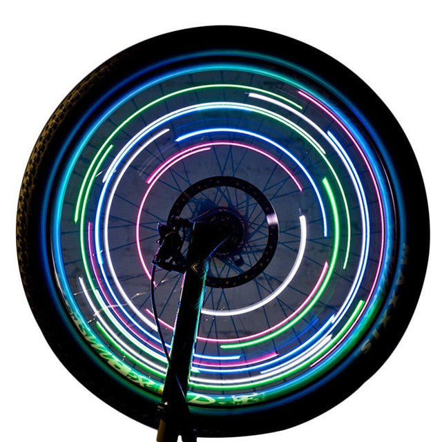 Leadbike Bicycle Wheel Spoke LED Lights