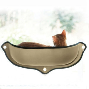 Window Mounted Cat Hammock - dobdob
