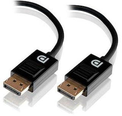 5M DISPLAY PORT CABLE MALE TO MALE