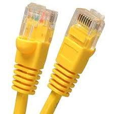 3M CAT6 CABLE Yellow