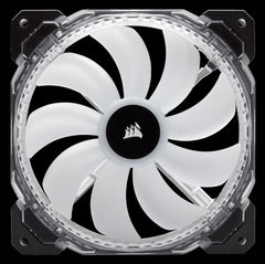 Corsair HD140 RGB LED 140mm PWM Fan - Single Fan Pack