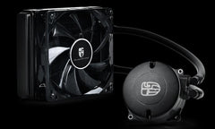 DEEPCOOL MAELSTROM 10T ENCLOSED LIQUID COOLING SYSTEM - BLUE
