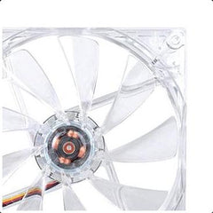 TT PURE 14 LED FAN RED TRAN