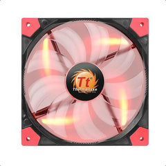 TT LUNA 14 SLIM LED FAN RED
