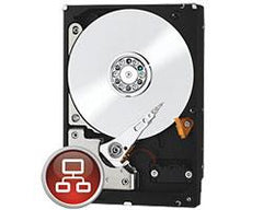 1TB WD WD10EFRX CAVIAR RED 7200RPM INTELLIPOWER HDD