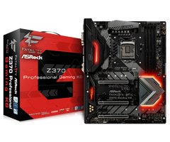 ASROCK Z370 FATALITY GAMING K6 SUPER ALLOY ATX MB USB3.1 DDR4 7.1 CH HD