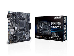 ASUS PRIME-A320M-E A320 CHIPSET AM4 SOCKET MB FOR RYZEN