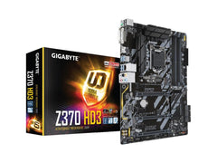 Gigabyte Z370 HD3 Ultra Durable LGA 1151 Motherboard