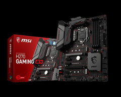 MSI H270 GAMINGM3 DDR4 MB 1151