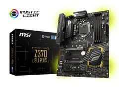 MSI Z370 SLI PLUS MOTHERBOARD