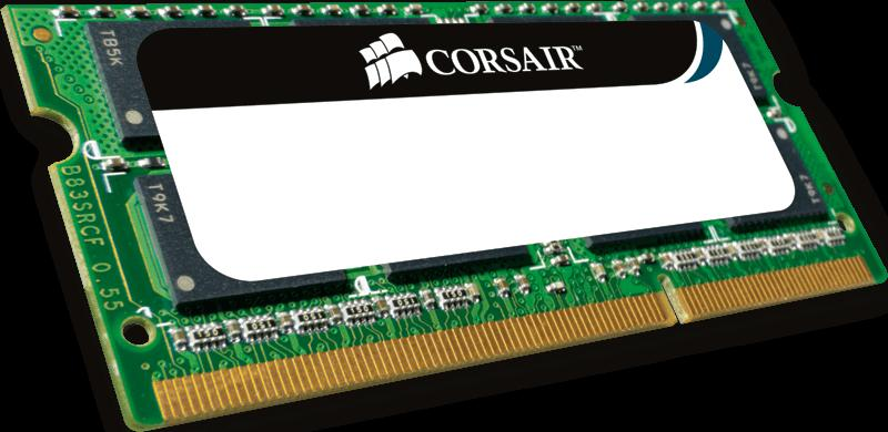 4GB Corsair Mac Memory, 1066MHz C7 DDR3 SO-DIMM for Apple iMac, MacBook and MacBook Pro