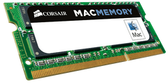 4GB CORSAIR MAC 1333MHz CL9 DDR3 SO-DIMM for Apple iMac, MacBook and MacBook Pro