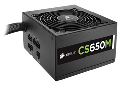 Corsair CS650M Semi-Modular 80+ Gold Power Supply