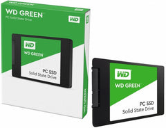 120GB Western Digital Green 3D NAND SSD - WDS120G2G0A