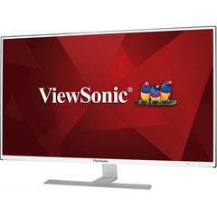"Viewsonic VX3209-2K 32"" WQHD 8BIT IPS Monitor 2560x1440 VGA DVI HDMI 3Yrs warranty- White"