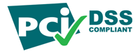 PCI DSS secure badge