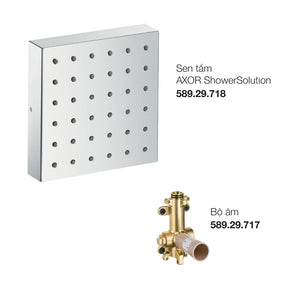Sen tắm AXOR ShowerSolutions 120/120
