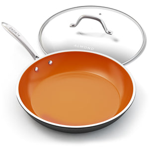 10 Inch Nonstick Copper Ceramic Frying Pan