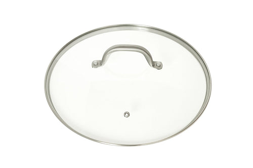 Tempered Glass Cookware Lid, 12