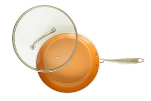 Tempered Glass Cookware Lid, 12""