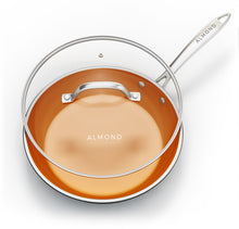 Load image into Gallery viewer, 10 Inch Nonstick Copper Ceramic Frying Pan
