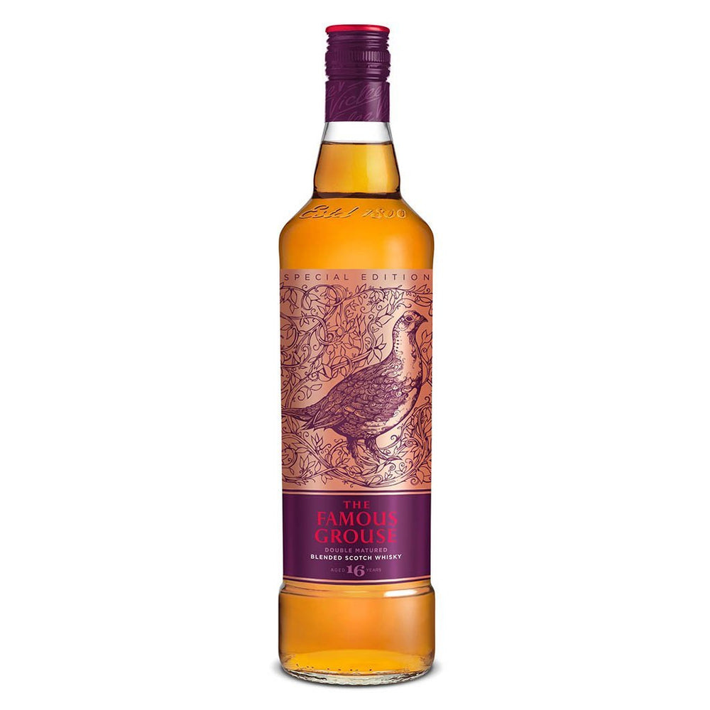 The Famous Grouse 16 Years Old Vic Lee Limited Edition