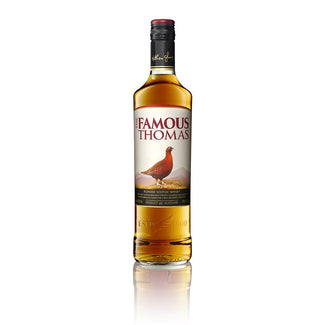 Personalise Your Bottle Of The Famous Grouse