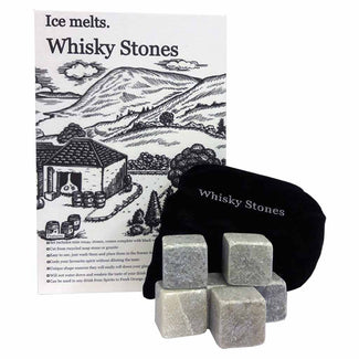 The Glenturret Hot and Cold Whisky Stones