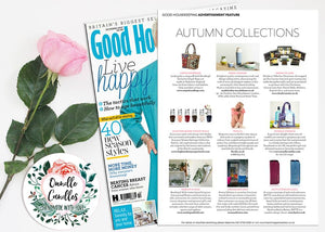 Featured in Good Housekeepings Autumn Edition!