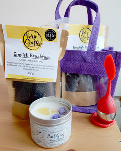 Time for Tea Gift Set - English Breakfast Tea