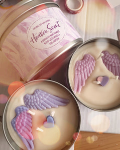Heaven Scent - Large Three Wick Candle (14oz)