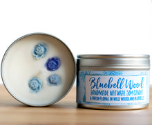 Bluebell Wood Natural Soy Wax Candle