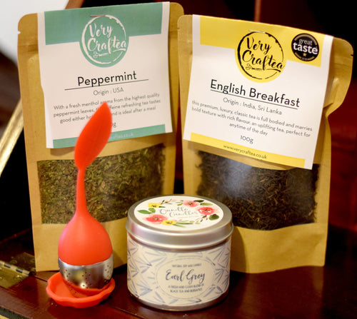Time for Tea Gift Set - Peppermint Tea