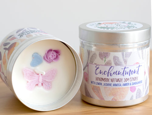Enchantment Soy Wax Candle