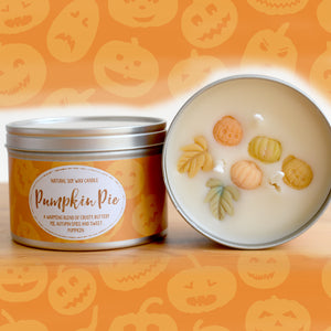 Pumpkin Pie - Large Three Wick Candle (14oz)