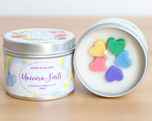 Unicorn Farts Natural Soy Wax Candle - Mini Size (4oz)