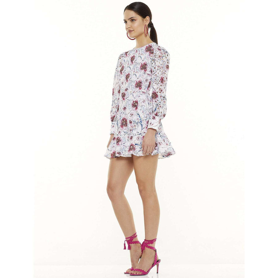 Bonita Long Sleeve Mini Dress