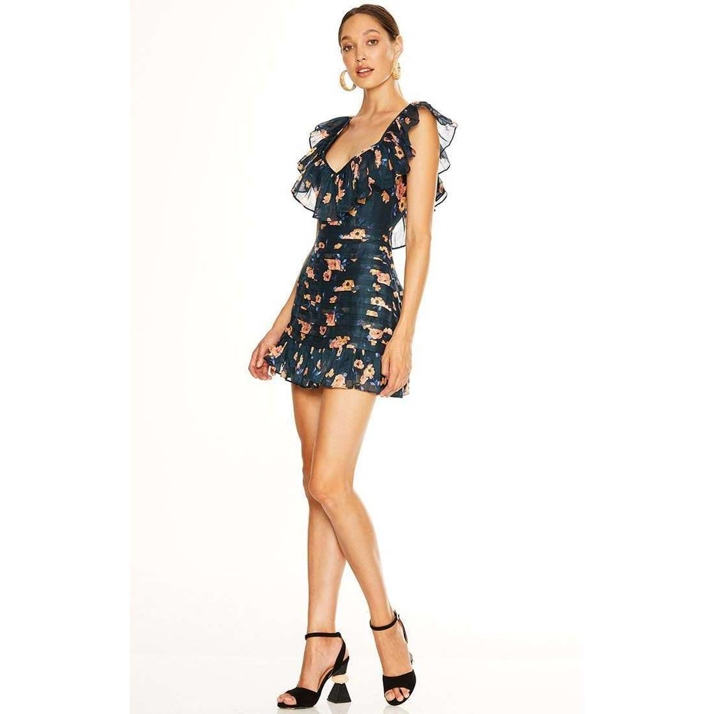 Chain of Fire Mini Dress