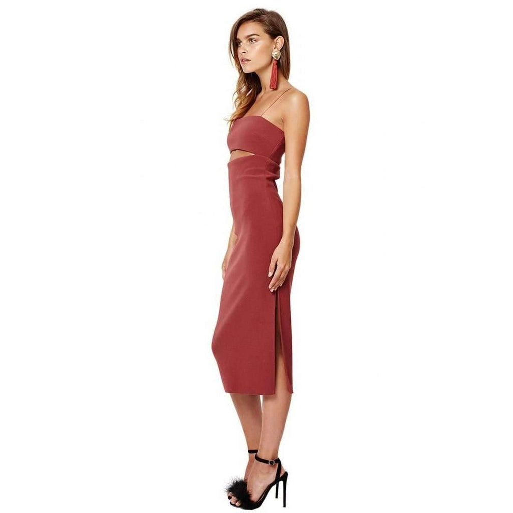 Lady Allure Split Dress