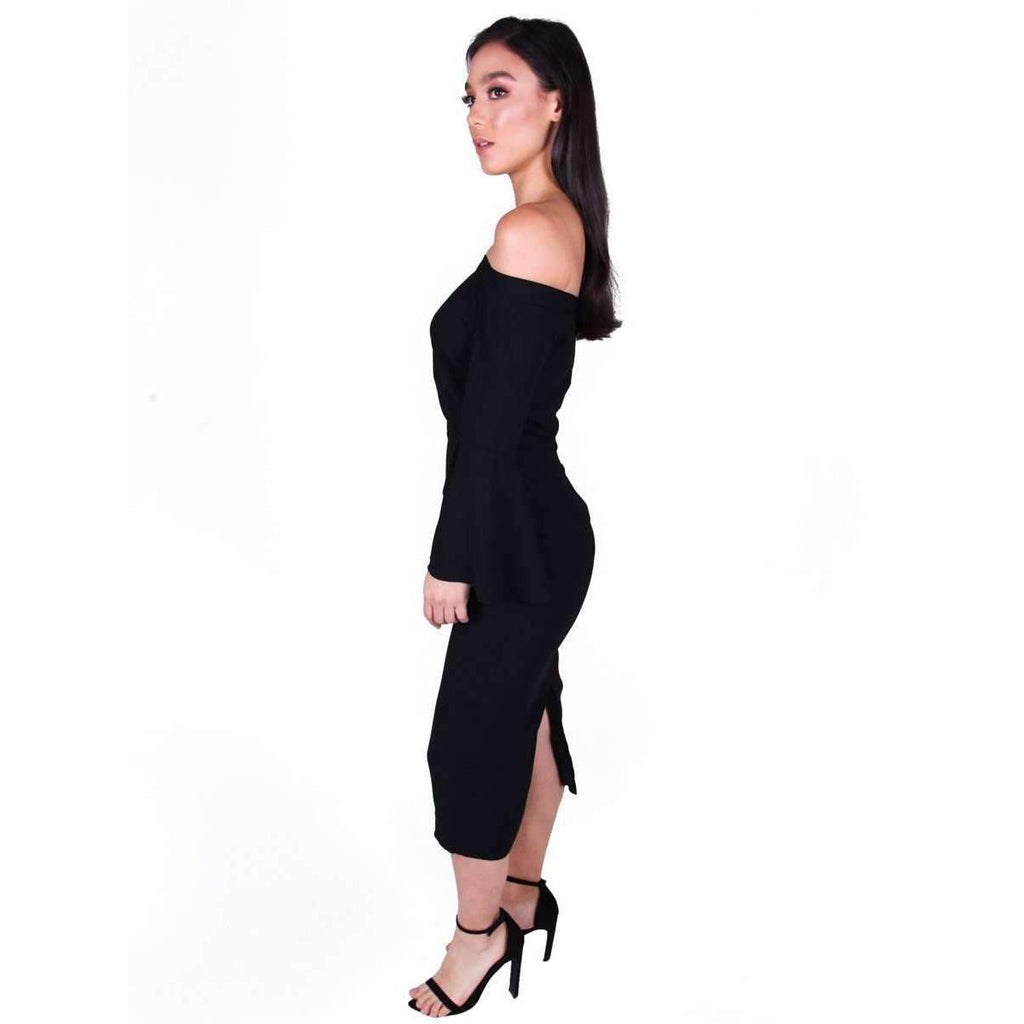 Lucy In The Sky Dress Black