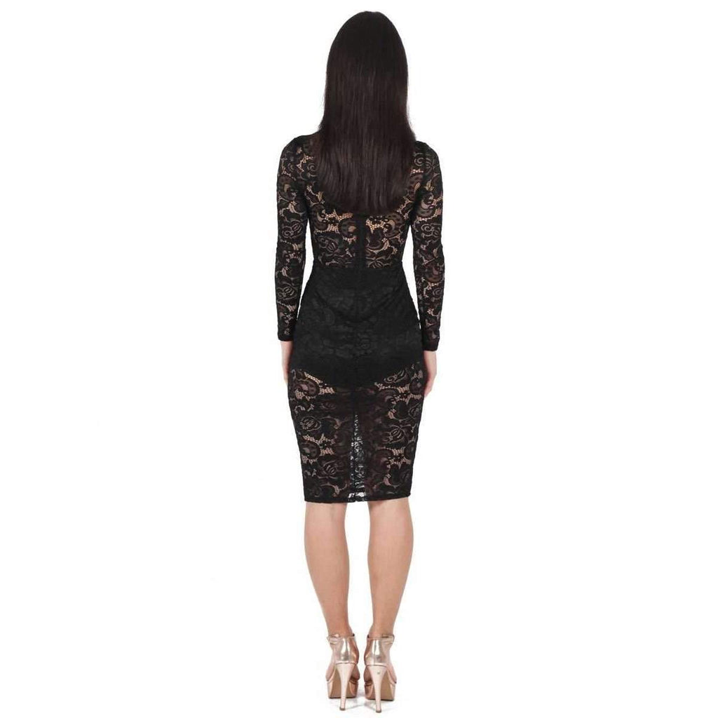 Camilla Lace Dress