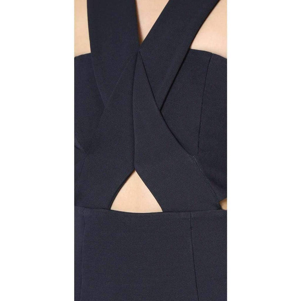 Bandage Wrap Band Dress