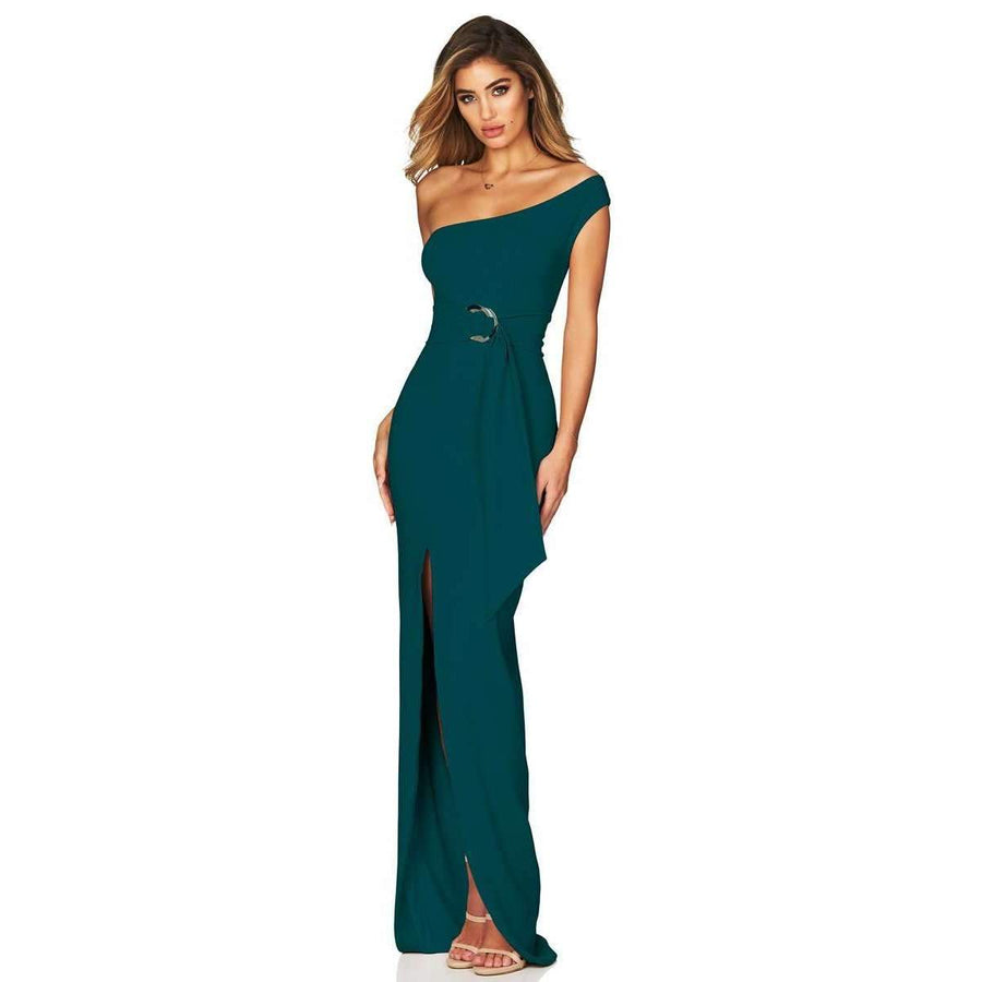 Alchemy Gown Teal